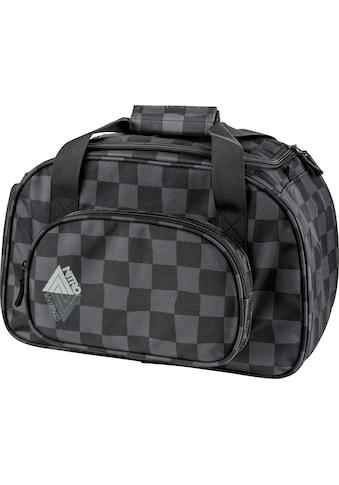 NITRO Sporttasche »Duffle Bag XS Black Checker«, mit Schuhfach kaufen
