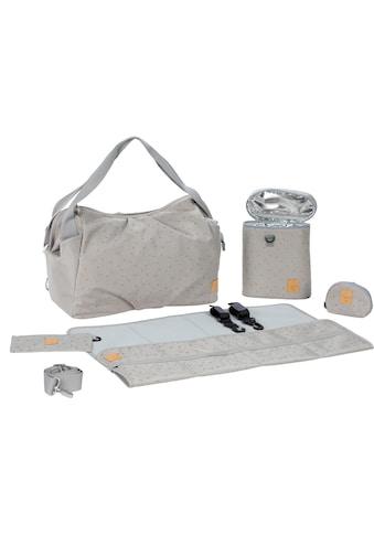 Lässig Wickeltasche »Casual Twin Bag Triangle, Light Grey« kaufen