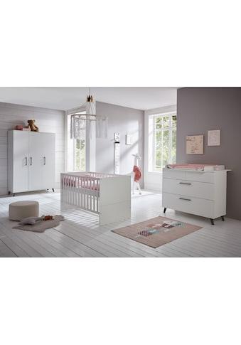 arthur berndt Babyzimmer-Komplettset »Amal«, (Set, 3 St.), Made in Germany; mit... kaufen