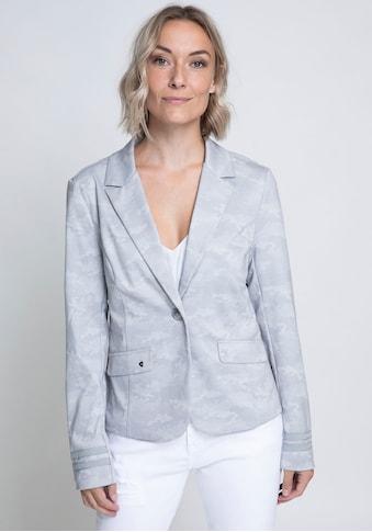 Zhrill Sweatblazer »Betsy«, Blazer im lässigen Design mit Elasthan kaufen