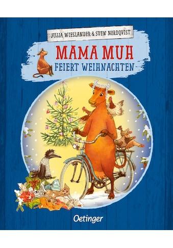 Buch »Mama Muh feiert Weihnachten / Jujja Wieslander, Sven Nordqvist, Angelika Kutsch« kaufen