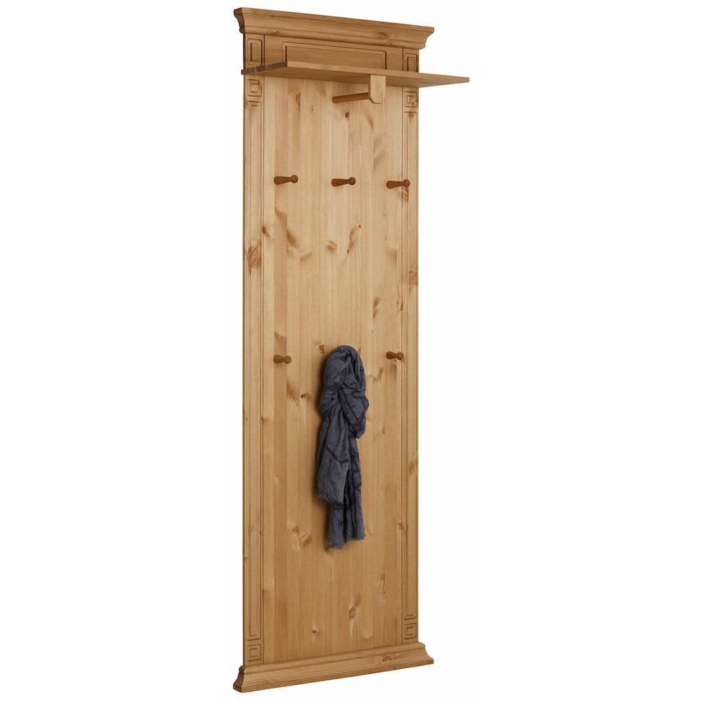 Home affaire Wandpaneel »Vinales«, Höhe 196 cm aus massiver Kiefer