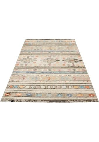 COUCH♥ Teppich »Flächendeckend«, rechteckig, 4 mm Höhe, In-und Outdoor geeignet, COUCH Lieblingsstücke, Wohnzimmer kaufen