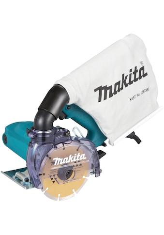 Makita Fliesenschneidemaschine »4100KB«, 1400 W, inklusive Diamantscheibe kaufen