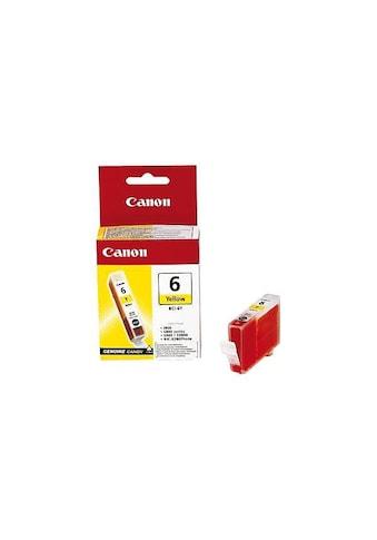 Canon Tintenpatrone »BCI - 6Y« kaufen