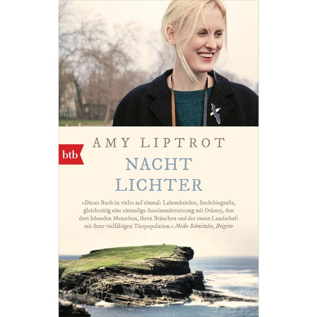 Buch »Nachtlichter / Amy Liptrot, Bettina Münch«