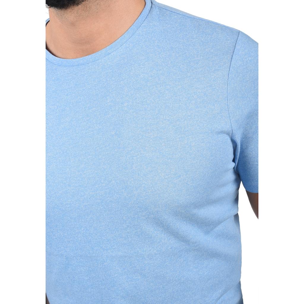 Casual Friday Rundhalsshirt »20503216«, T-Shirt mit Rundhalsauschnitt