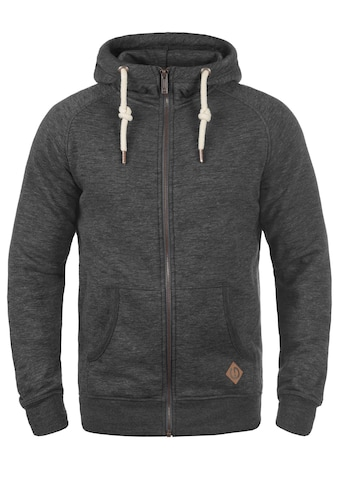 Solid Kapuzensweatjacke »Vitu«, Sweatshirtjacke mit hochabschließendem Kragen kaufen