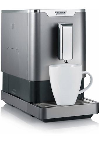 Severin Kaffeevollautomat »KV 8090«, ultra-schlankes Design kaufen