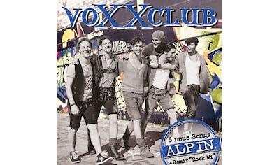 Musik-CD »ALPIN (NEUE VERSION) / Voxxclub« kaufen