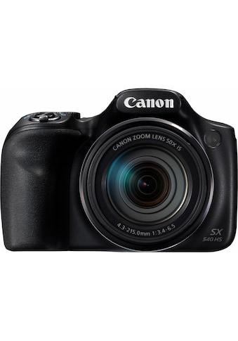 Canon Superzoom-Kamera »PowerShot SX540 HS«, PictBridge-Unterstützung kaufen