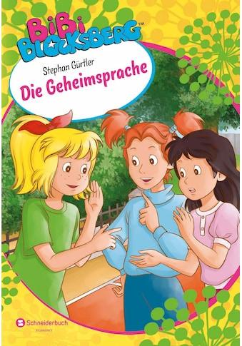 Buch »Bibi Blocksberg - Die Geheimsprache / Stephan Gürtler, Desirée Kunstmann« kaufen