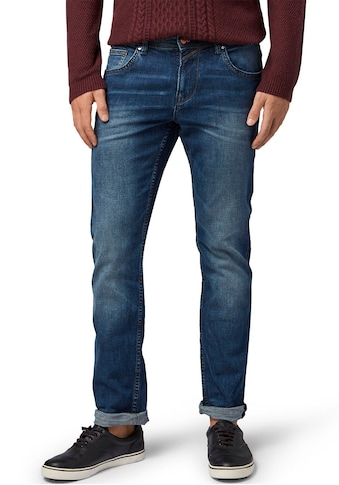 TOM TAILOR Denim Slim-fit-Jeans »SLIM AEDAN« kaufen