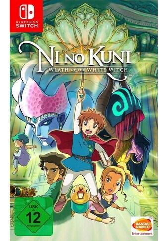 Bandai Spiel »Ni No Kuni: Der Fluch der Weißen Königin«, Nintendo Switch kaufen