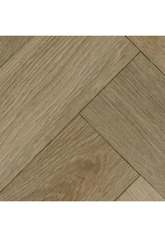 Bodenmeister Vinylboden »PVC Bodenbelag Fischgrät Eiche« kaufen