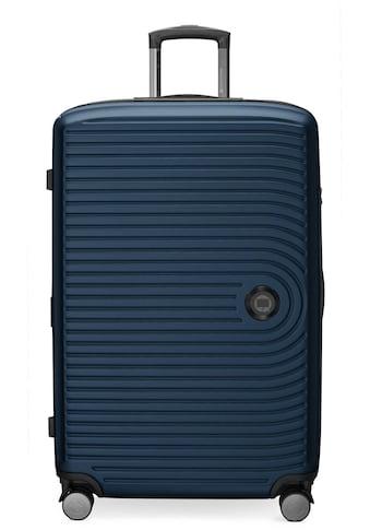"""Hauptstadtkoffer Hartschalen - Trolley """"Mitte, dunkelblau, 77 cm"""", 4 Rollen kaufen"""