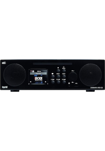IMPERIAL Digitalradio (DAB+) »DABMAN i450 CD«, (Bluetooth-CD Digitalradio (DAB+)-FM-Tuner-Internetradio 14 W), CD Player, diverse Streamingdienste kaufen