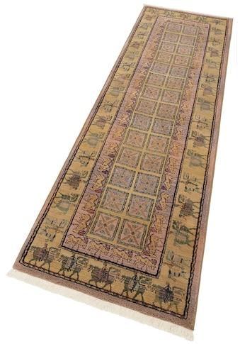 Oriental Weavers Läufer »Gabiro Pazyryk«, rechteckig, 11 mm Höhe, Teppich-Läufer, gewebt, Orient-Optik, mit Fransen kaufen