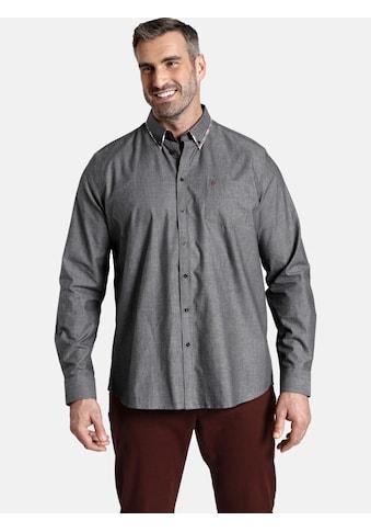 Charles Colby Langarmhemd »DUKE JEFFERSON«, mit Button-Down-Kragen kaufen
