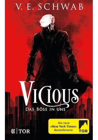 Buch »Vicious - Das Böse in uns / V. E. Schwab, Petra Huber, Sara Riffel« kaufen