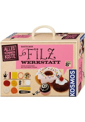 Kosmos Kreativset »Filzwerkstatt«, Made in Germany kaufen