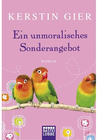 Buch »Ein unmoralisches Sonderangebot / Kerstin Gier« kaufen
