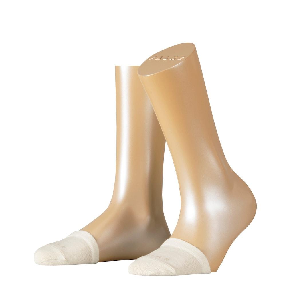 FALKE Füßlinge »Toe Sock«, (1 Paar), aus hautschmeichelnder Baumwolle