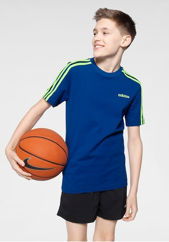adidas Performance T - Shirt »YOUNG BOY ESSENTIAL 3 STRIPES TEE« kaufen