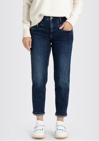MAC Ankle-Jeans »Rich-Carrot Sylvie Meis«, Karotten-Schnitt von MAC mit Sylvie Meis kaufen