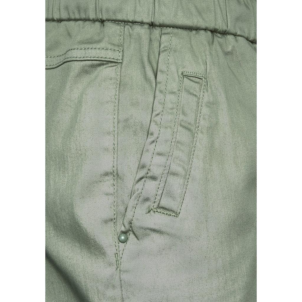 Cecil Chinohose »Style Chelsea«, mit elastischem Bund