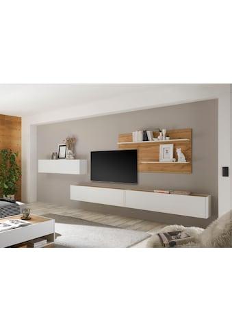 INOSIGN Wohnwand »CiTY Kombi 13«, (Set, 4 St.), Breite ca. 400 cm kaufen