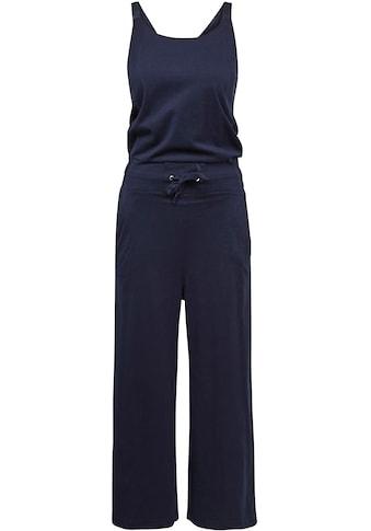 G-Star RAW Jumpsuit »Utility strap jumpsuit«, mit Bindeband in der Taille kaufen