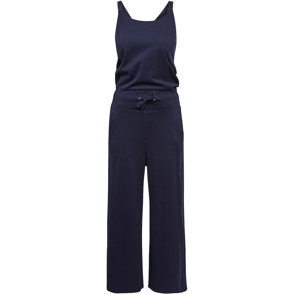 G-Star RAW Jumpsuit »Utility strap jumpsuit«, mit Bindeband in der Taille