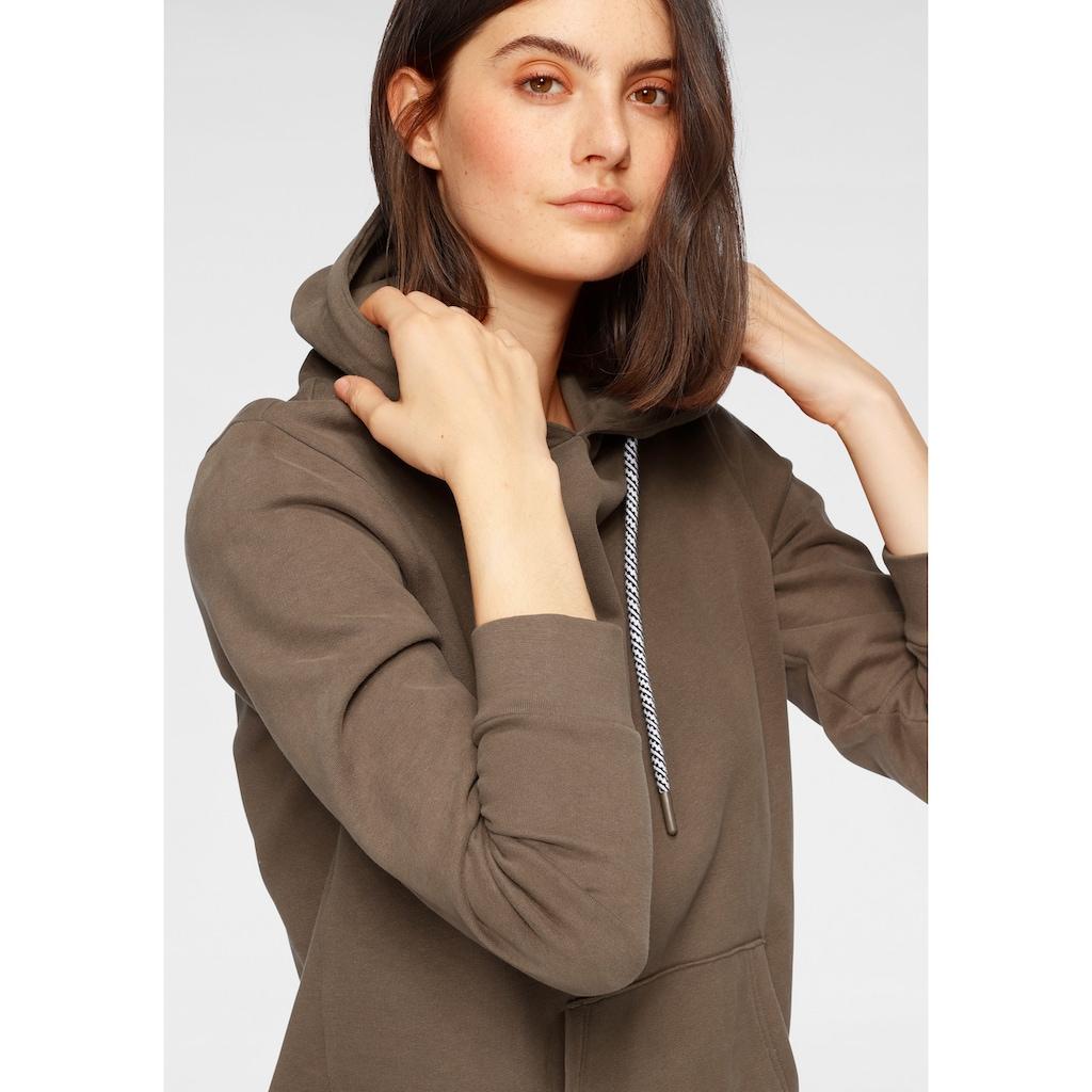 OTTO products Kapuzensweatshirt, nachhaltig aus zertifizierter Bio-Baumwolle