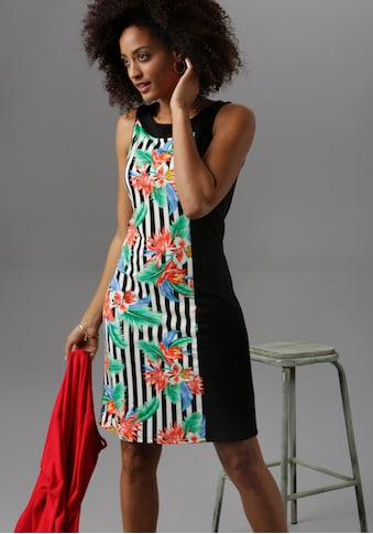 Aniston SELECTED Sommerkleid, im retro Look kaufen