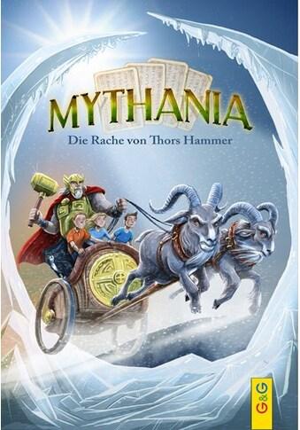 Buch »Mythania - Die Rache von Thors Hammer / Gabriele Rittig, Timo Grubing« kaufen