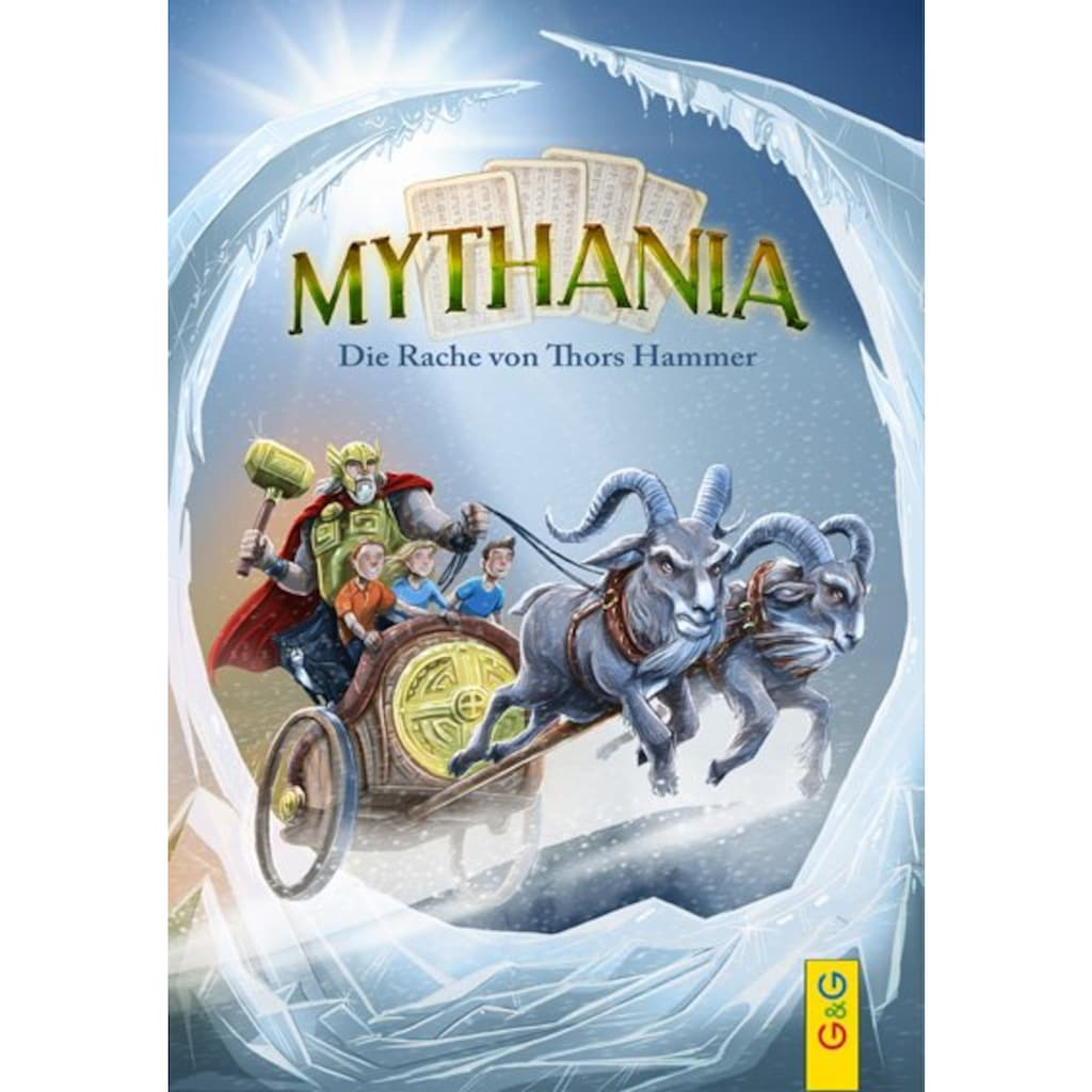 Buch »Mythania - Die Rache von Thors Hammer / Gabriele Rittig, Timo Grubing«
