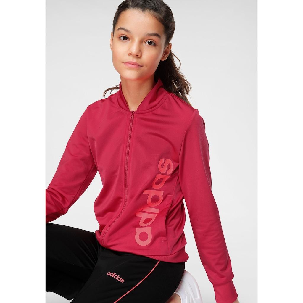 adidas Performance Trainingsanzug »YOUTH GIRL TRACKSUIT«, (Set, 2 tlg.)