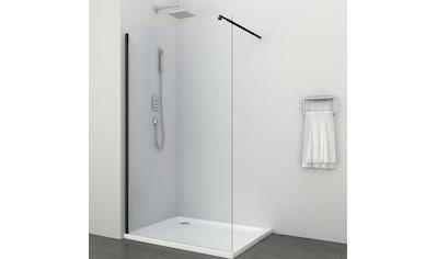 Sanotechnik Duschwand »Sanoflex Freedom II Black« kaufen