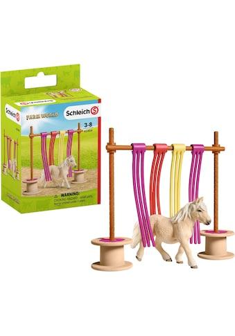 """Schleich® Spielfigur """"Farm World, Pony Flattervorhang (42484)"""" kaufen"""