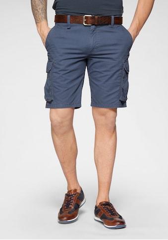 bugatti Cargobermudas, mit aufgesetzten Taschen kaufen