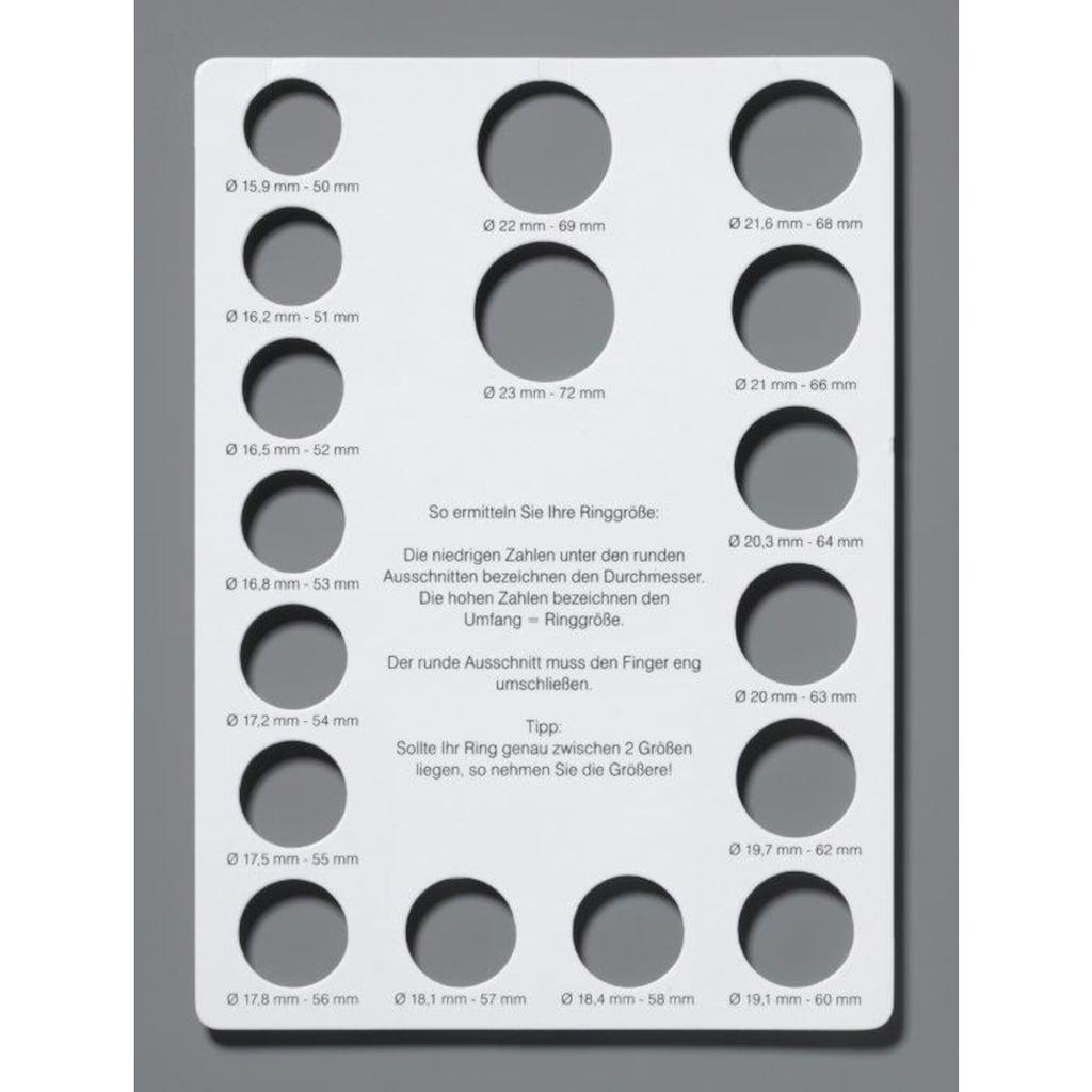s.Oliver Silberring »Infinity/Unendlichkeit, 2017248«, mit Zirkonia