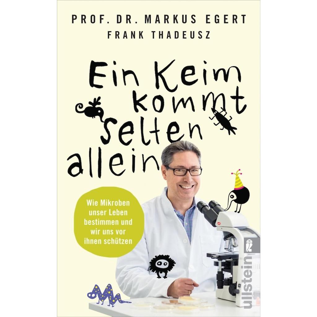 Buch »Ein Keim kommt selten allein / Markus Egert, Frank Thadeusz«