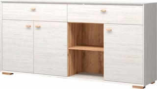 sideboard calvi breite 187 cm kaufen bei otto. Black Bedroom Furniture Sets. Home Design Ideas