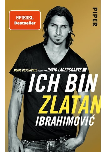 Buch »Ich bin Zlatan / Zlatan Ibrahimovic, Wolfgang Butt, David Lagercrantz« kaufen