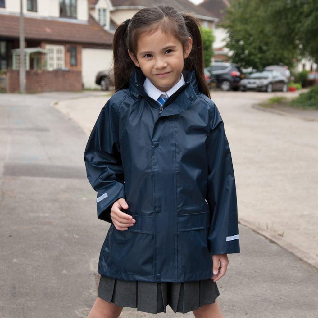 Result Regenjacke »Kinder / Regenüberjacke«