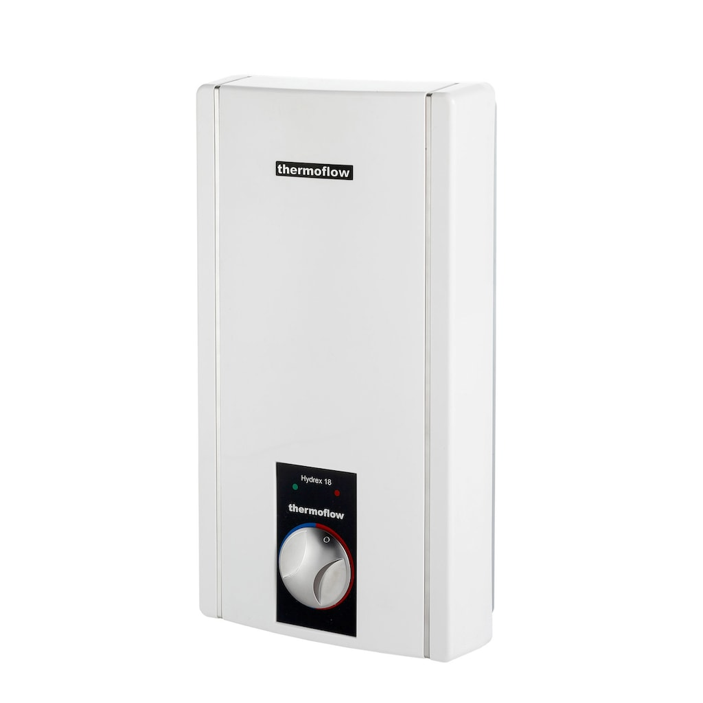 Thermoflow Durchlauferhitzer »Thermoflow Hydrex 18/21/24«, mit stufenloser Temperaturregelung