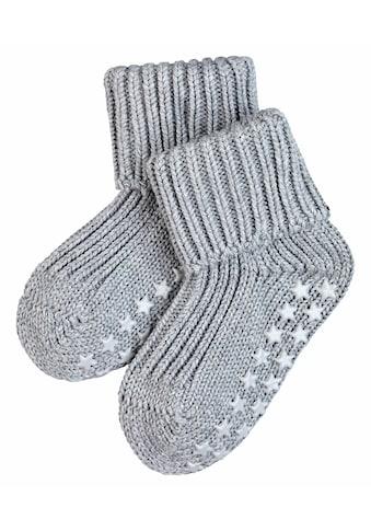 FALKE Socken »Catspads Cotton«, mit Silikonnoppen kaufen