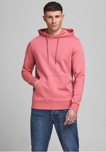 Jack & Jones Kapuzensweatshirt »BASIC SWEAT HOOD« kaufen