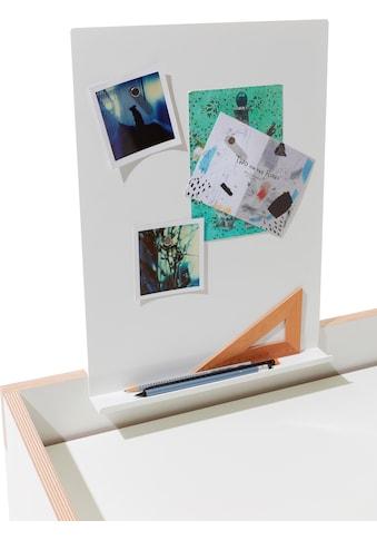 Müller SMALL LIVING Magnettafel »FLAI Magnetboard mit Ablage«, geeignet für Kanten mit... kaufen